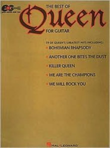 The Best of Queen For Guitar - Piano/Vocal/Guitar Artist Songbook - Hal Leonard Publishing Company
