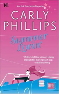 Summer Lovin' (Costas Sisters, Book 2) - Carly Phillips