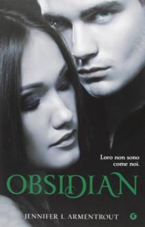 Obsidian - Jennifer L. Armentrout, Sara Reggiani