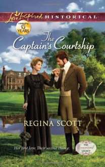 The Captain's Courtship (Love Inspired Historical) - Regina Scott
