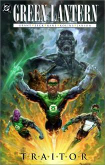 Traitor (Green Lantern) - Steven Grant
