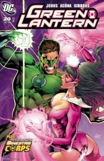Green Lantern #20 - Geoff Johns, Daniel Acuña, Dave Gibbons