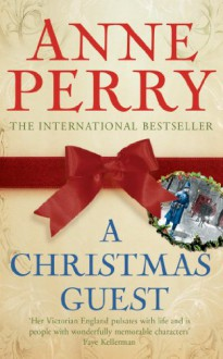 A Christmas Guest (Audio) - Anne Perry, Terrence Hardiman