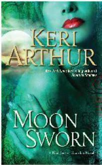 Moon Sworn (Riley Jenson Guardian, #9) - Keri Arthur