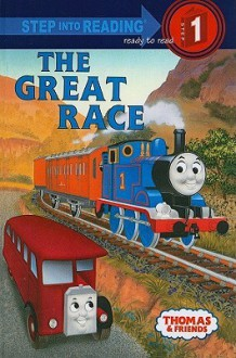 The Great Race (Step Into Reading: A Step 1 Book) - Wilbert Awdry, Eric Binder