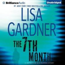 The 7th Month (Detective D.D. Warren #5.5) - Lisa Gardner,Kirsten Potter