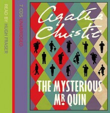 The Mysterious MR Quin - Hugh Fraser, Agatha Christie