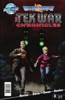 William Shatner Presents: The Tekwar Chronicles #3 - William Shatner, Scott Davis