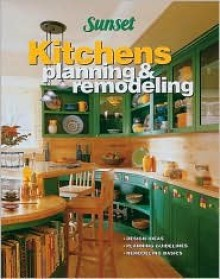Kitchens Planning & Remodeling - Sunset Books