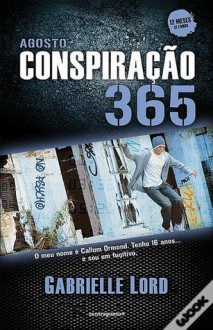 Conspiração 365 - Agosto - Gabrielle Lord