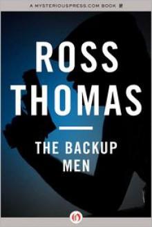 The Backup Men - Ross Thomas