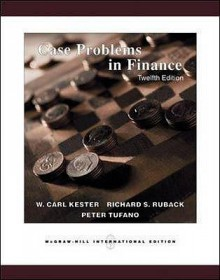 Case Problems in Finance: With Excel Templates CD-ROM - Carl Kester, Peter Tufano, Richard Ruback
