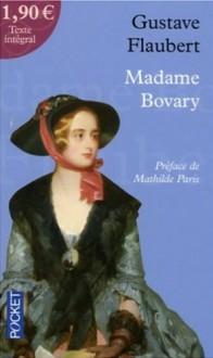 Madame Bovary (Poche) - Gustave Flaubert, Mathilde Paris