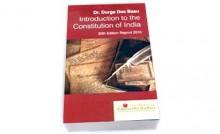 Introduction To The Constitution Of India - Durga Das Basu