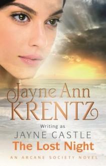 The Lost Night (Rainshadow Island) - Jayne Castle