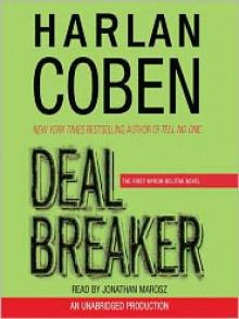Deal Breaker: The First Myron Bolitar Novel (Audio) - Jonathan Marosz, Harlan Coben