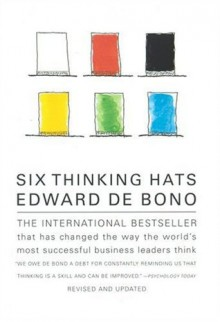 Six Thinking Hats - Edward De Bono