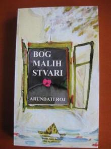 Bog malih stvari - Arundhati Roy