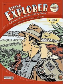 String Explorer, Bk 2: Viola, Book & CD - Bob Phillips