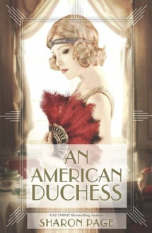 An American Duchess - Sharon Page