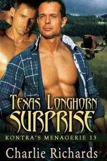 Texas Longhorn Surprise - Charlie Richards