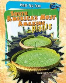 Plant Top Tens - Michael Scott, Angela Royston