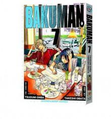 Bakuman, Volume 7: Gag and Serious - Tsugumi Ohba,Takeshi Obata,Tetsuichiro Miyaki
