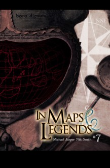IN MAPS & LEGENDS Issue 5 (of 9) (Comic Book / Graphic Novel) (English Edition) - Michael Jasper, Niki Smith