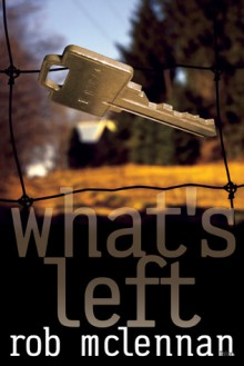what's left - Rob McLennan