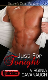 Just for Tonight - Virginia Cavanaugh