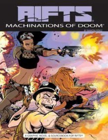 Rifts: Machinations of Doom - Ramón Pérez
