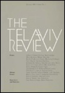 The Tel Aviv Review, January 1988, Vol 1 - Gabriel Moked