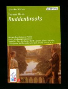 Buddenbrooks (6 Cassetten) - Palma, Wolfgang Liebeneiner