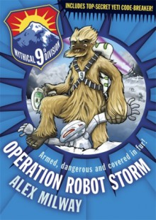 Operation Robot Storm - Alex Milway