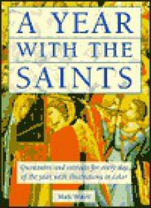A Year With the Saints - Mark Water