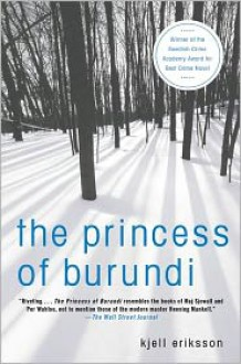 The Princess of Burundi - Kjell Eriksson,Ebba Segerberg