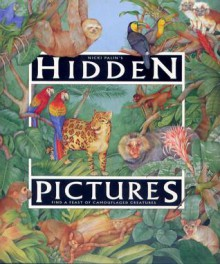 Nicki Palin's Hidden Pictures Find a Feast of Camouflaged Creatures - S J Wood, Nicki Palin