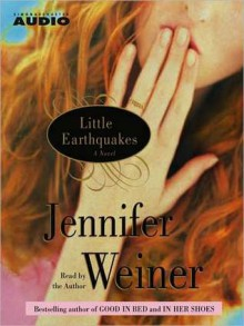 Little Earthquakes (MP3 Book) - Jennifer Weiner