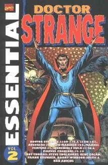 Essential Doctor Strange, Vol. 2 - Roy Thomas,Gene Colan,Dan Adkins