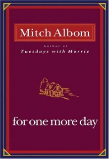 For One More Day (Audio) - Mitch Albom