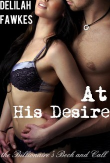At His Desire - Delilah Fawkes