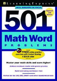 501 Math Word Problems (501 Math Word Problems) - LearningExpress