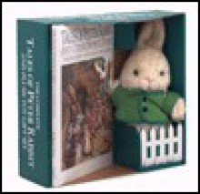 "The Complete Tales of Peter Rabbit Gift Set [With 13"" Plush Bunny] - Beatrix Potter, Charles Santore"