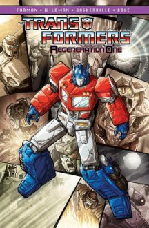 Transformers: Regeneration One Volume 1 - Simon Furman
