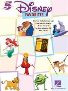 Disney Favorites - Hal Leonard Publishing Company