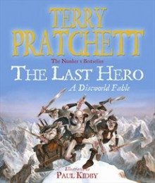 The Last Hero - Terry Pratchett