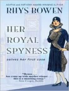 Her Royal Spyness (Her Royal Spyness Mysteries #1) - Rhys Bowen