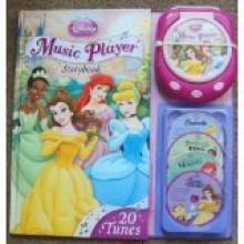 Disney Music Player Storybook - Wendy Wax