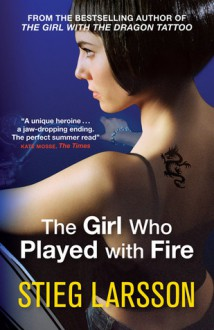 The Girl Who Played with Fire - Stieg Larsson,Reg Keeland