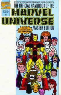 Essential Official Handbook of the Marvel Universe - Master Edition, Vol. 2 - Len Kaminski, Mark Gruenwald, Jamie Tost, Glenn Herdling, Peter Sanderson, Murray Ward, Keith Pollard